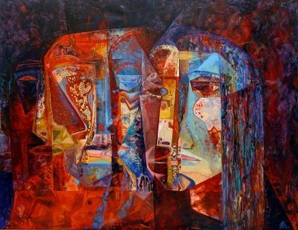 концептуализм в живописи: